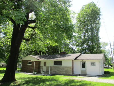 Benton Single Family Home For Sale: 808 S Manitou Street