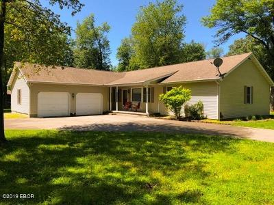 Marion Single Family Home For Sale: 1813 Calico Road