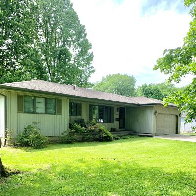 Herrin IL Single Family Home Active Contingent: $118,000