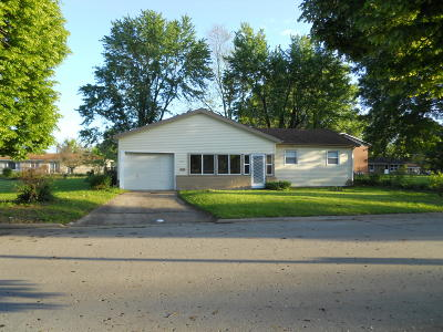 Carbondale Single Family Home For Sale: 517 E Willow Street