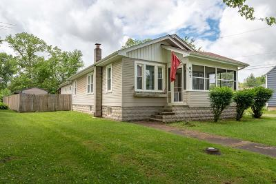 Marion Single Family Home Active Contingent: 607 E Meridian Street