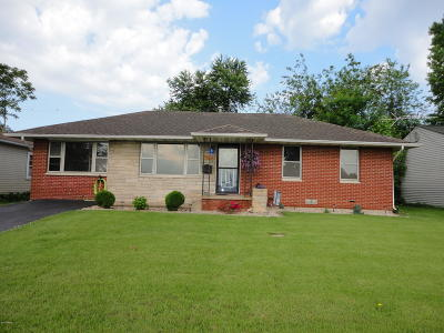 Marion Single Family Home For Sale: 904 Park Drive