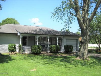 Goreville Single Family Home Active Contingent: 326 N Fly Avenue