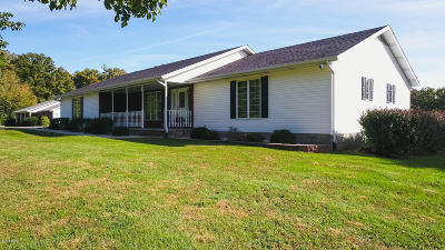 West Frankfort Single Family Home Active Contingent: 12173 Foxcroft Drive