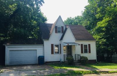 Hamilton County Single Family Home Active Contingent: 604 S Locust Street