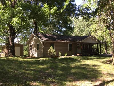 Cobden Single Family Home Active Contingent: 331 Mountain Glen Road