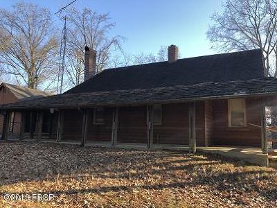 Hamilton County Single Family Home For Sale: 201 W Pine Street