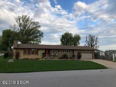 Saline County Single Family Home For Sale: 1 Country Club Court