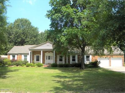 Marion Single Family Home For Sale: 3310 W Lakeview Road Road