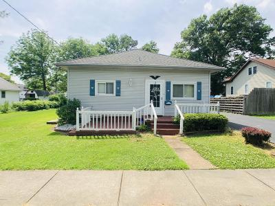 Marion Single Family Home For Sale: 708 S Vicksburg Street