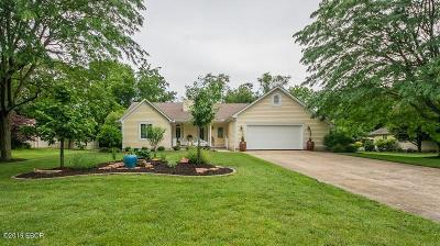 Mt. Vernon Single Family Home For Sale: 2616 Windcrest Drive