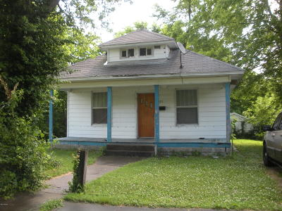 Carbondale Single Family Home For Sale: 921 N Marion Street