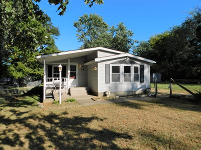 Benton Single Family Home For Sale: 612 N Ward Street