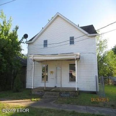 Massac County Single Family Home For Sale: 306 W 7th Street