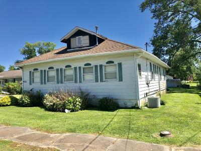 Benton Single Family Home For Sale: 416 Mc Fall Street