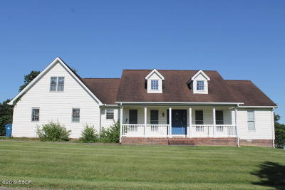 Carterville Single Family Home Active Contingent: 1401 Country Aire Drive
