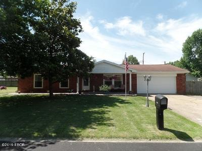 Williamson County Single Family Home Active Contingent: 2207 Melanie Lane