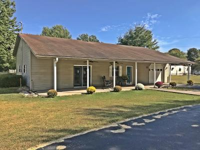 Massac County Single Family Home Active Contingent: 792 Airport Road