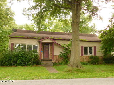 Single Family Home For Sale: 1709 W Cherry Street