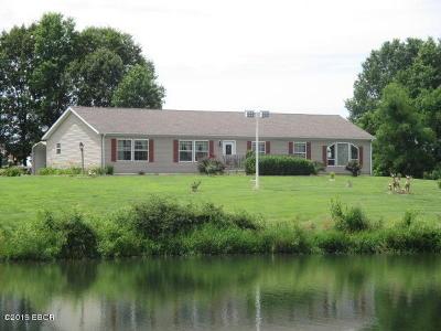 Anna Single Family Home For Sale: 180 Wyatt Lane