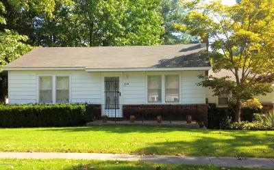 Carbondale Single Family Home For Sale: 1115 N Bridge Street
