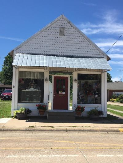 Hardin County Commercial For Sale: 215 Main Street