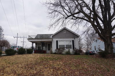 Anna Single Family Home For Sale: 624 S Main