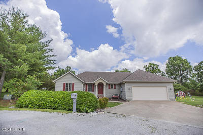 Williamson County Single Family Home For Sale: 3000 Willow Branch Lane