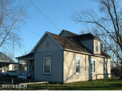 Murphysboro Single Family Home For Sale: 711 Wisely Street