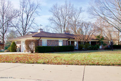 Carbondale IL Single Family Home For Sale: $295,000