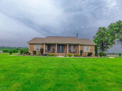 Johnson County Single Family Home For Sale: 350 George Bluff