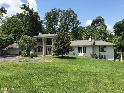 Carbondale Single Family Home For Sale: 257 Phillips Road