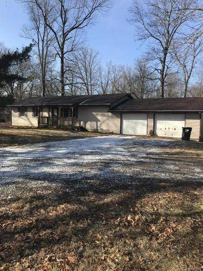 Marion Single Family Home For Sale: 16147 Dwina Road