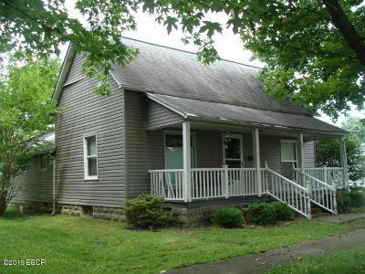 Herrin Single Family Home For Sale: 113 N 11th Street