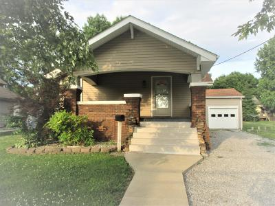 Carterville Single Family Home For Sale: 742 S Division Street