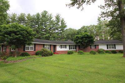 Mt. Vernon Single Family Home For Sale: 13 Webster Hills