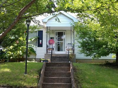 Murphysboro Single Family Home For Sale: 2202 Clay Street