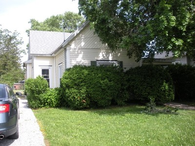Carbondale Single Family Home For Sale: 107 N Springer Street
