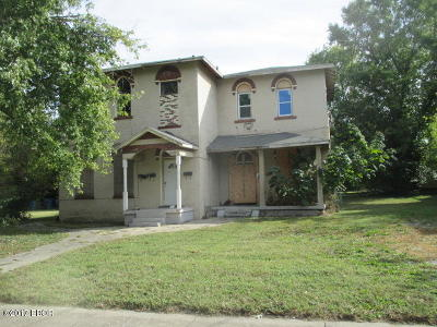 Multi Family Home For Sale: 330 N 9th Street