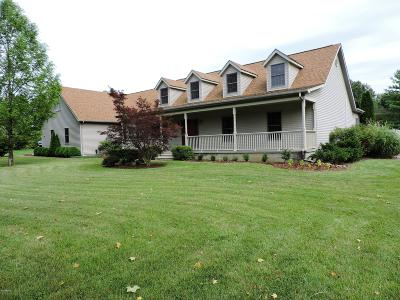 Carterville Single Family Home Active Contingent: 300 Arbor Drive