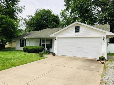 Marion Single Family Home For Sale: 702 S Madison Street