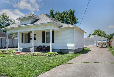 Marion Single Family Home For Sale: 1210 N Logan Street