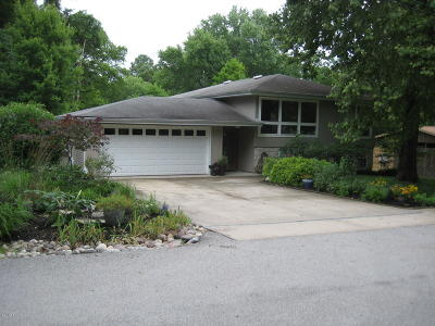 Carbondale Single Family Home For Sale: 1008 W Jefferson Street