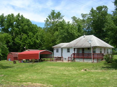 Vienna Single Family Home For Sale: 2845 Us Highway 45