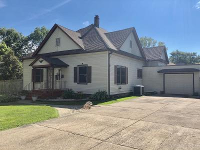 Marion Single Family Home For Sale: 306 S Madison Street