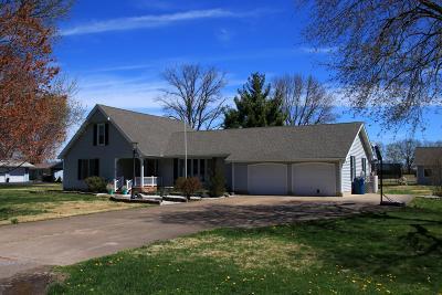 Marion Single Family Home For Sale: 1205 Aurelia Drive