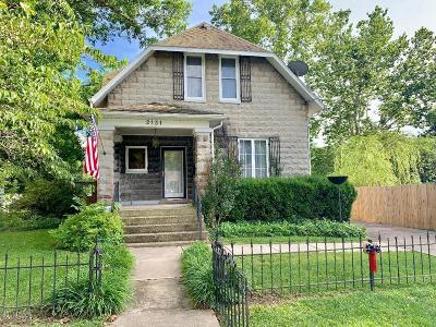 Murphysboro Single Family Home For Sale: 2131 McCord Street
