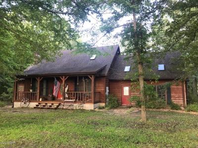 Jackson County, Williamson County Single Family Home For Sale: 21819 Enyenhausen Road