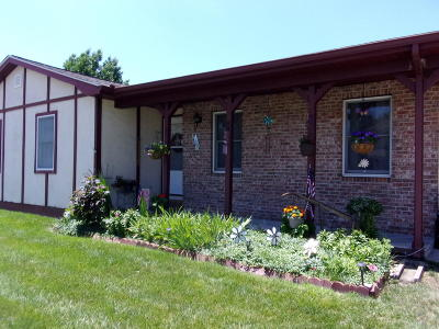 Mt. Vernon Single Family Home For Sale: 817 Osage Drive