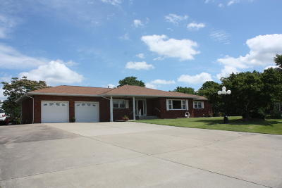 Marion Single Family Home For Sale: 13120 Lake Of Egypt Road